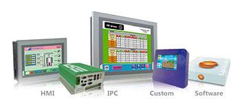 Panel & Box Tip Endüstriyel PC'ler