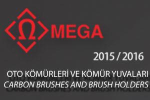 2015-2016 MEGA �r�n Katalo�u ��kt�