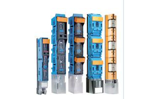 NSL/NL-NH Fuse-Switches, vertical design
