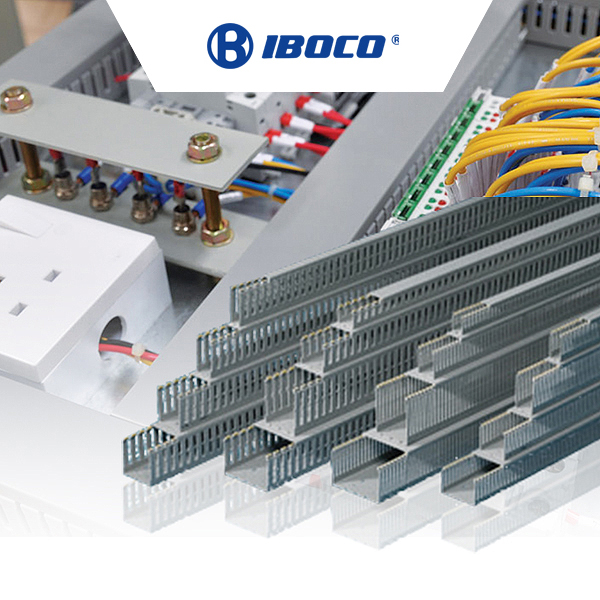 Iboco Wiring Ducts and Accesories