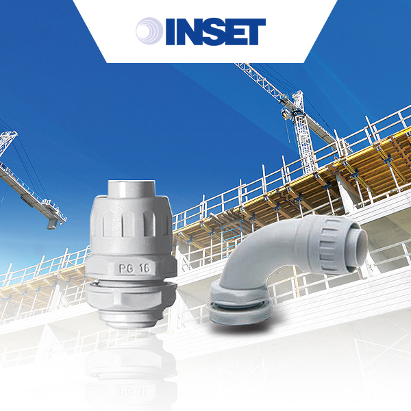 Inset Spiral Hoses and Couplings